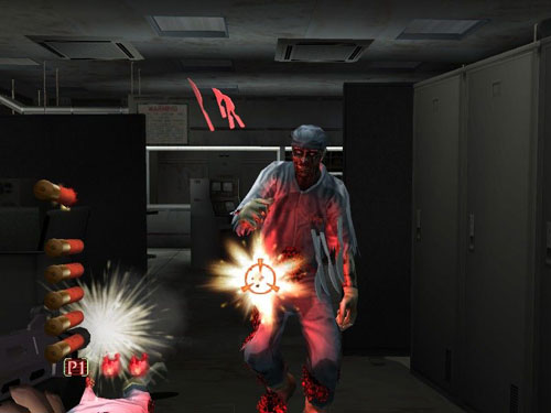 Free Download The House of the Dead III Full Game
