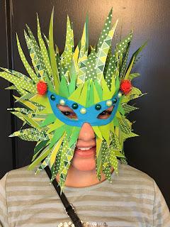 Vilde masker Blikfang