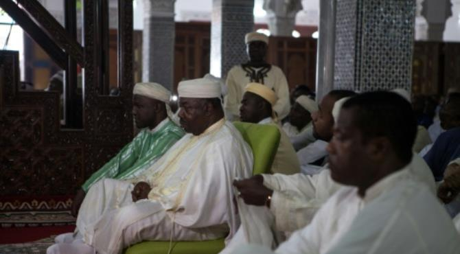 """Incumbent Gabonese President Ali Bongo Ondimba attends prayers at the Assan II Mosque in Libreville on September 12, 2016. By Florian Plaucheur (AFP/File) Libreville (AFP) - Gabon's constitutional court is to rule as early as Friday who will be the country's next president, ending weeks of uncertainty after disputed polls sparked a political crisis and violent protests.  Incumbent President Ali Bongo, the son of late autocratic ruler Omar Bongo, was declared the winner of the August 27 election by a margin of fewer than 6,000 votes.  But rival Jean Ping, a career diplomat and former chairman of the African Union Commission, filed a legal challenge and demanded a recount, saying that the vote was fraudulent.  The court met Thursday and had retired to consider its verdict. It has the choice of either upholding the original result or overturning it.  """"The case is under deliberation. In principle, the decision could be handed down on September 23,"""" the president of the court, Marie-Madeleine Mborantsuo, said at the end of a nearly three-hour hearing on Thursday.  Ping's entourage has accused the court and Mborantsuo of already being guilty of a """"miscarriage of justice"""", citing an interview she gave.  """"I have to say that it is rare that the choice of reversal (of the vote results) is used,"""" she told the weekly Jeune Afrique on September 15 -- a statement that infuriated the pro-Ping supporters."""