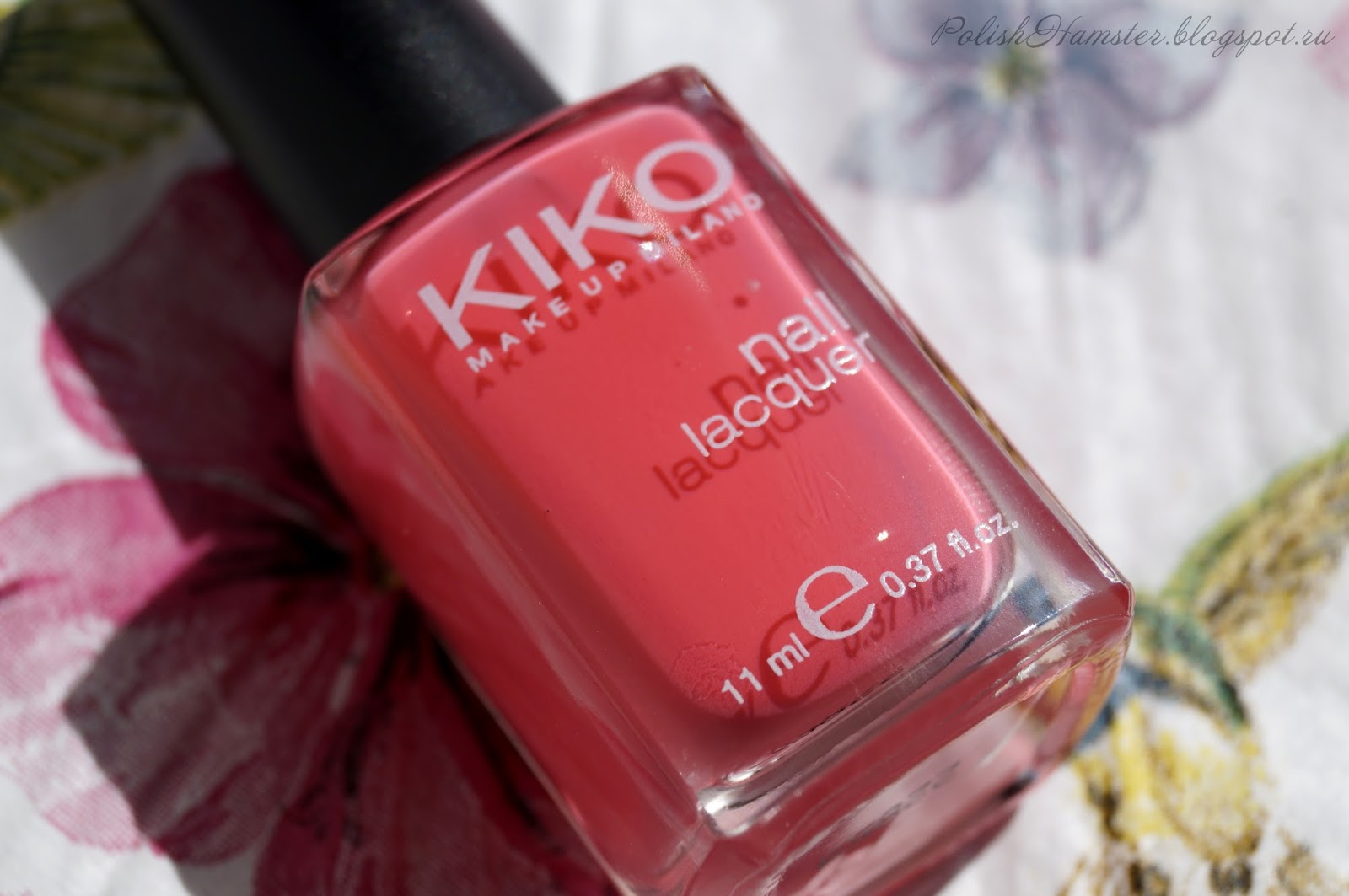 "KIKO 360 ""Strawberry pink"""