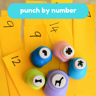 Practical Mom Best of 2016: Punch by Numbers
