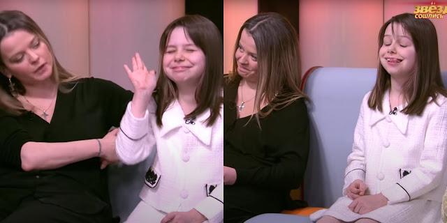 Дочь и внучка опозорили Долину на шоу, строя такие гримасы, что зрители испугались за их психику