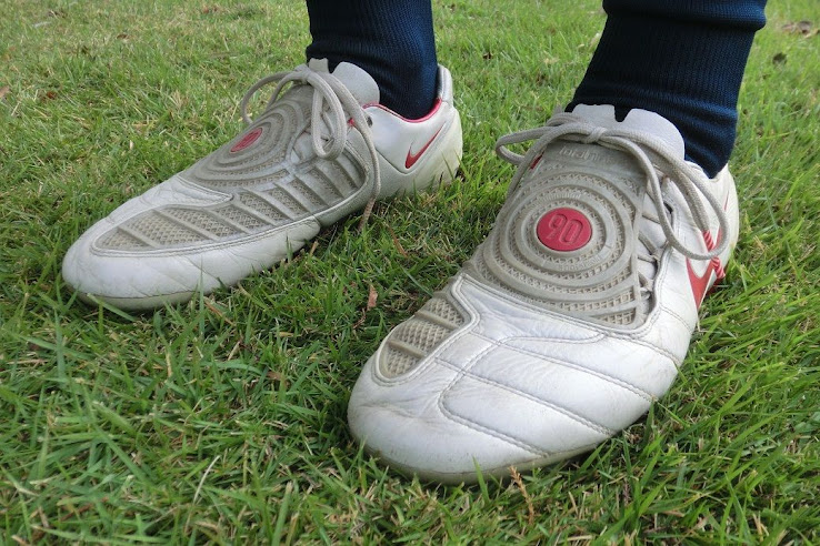 on sale 07f98 55bbf Remake Boot Leaked - Nike Total 90 Laser I, II, III   IV Boots ...
