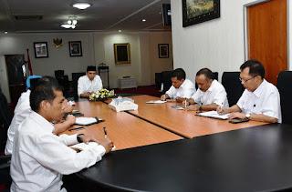 Instruksi Gubernur NTB Untuk Atasi Pembalakan Liar
