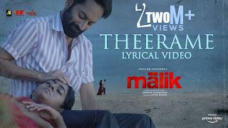 Theerame Lyrics in English | With Translation | – Malik