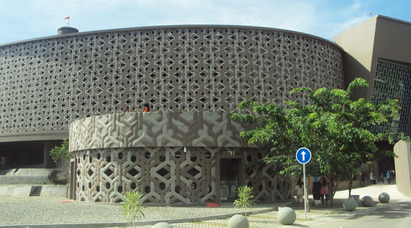 Museum Tsunami jalan di jalan-jalan wisata Indonesia Aceh