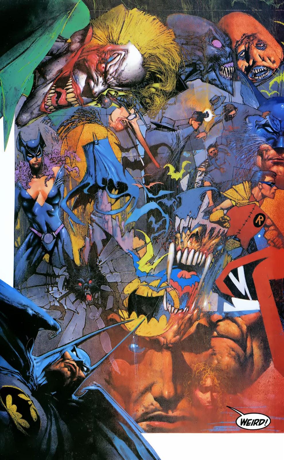 Dredd Reckoning  The Batman Judge Dredd Files 868de6e6c18