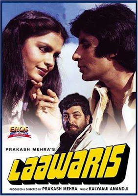 Laawaris 1981 Hindi 720p DVDRip 1.6GB