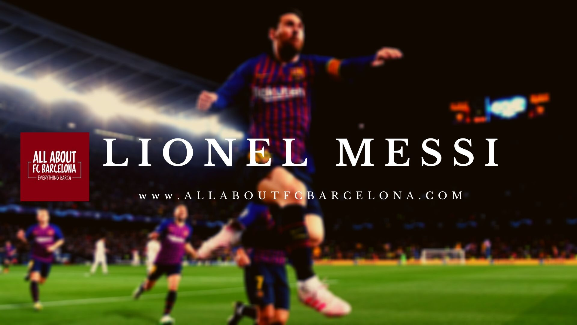 Lionel Messi Gifs against Bayern Munich