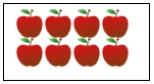 soal jumlah buah apel