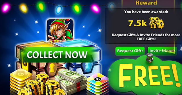 Gift Free 8bp accounts and Free coins