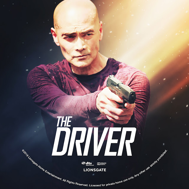 The Driver DVD Label
