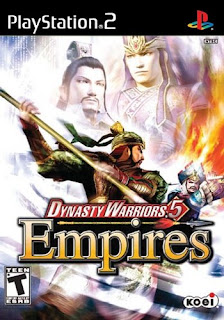 Dynasty Warriors 5: Empires (PS2) 2006