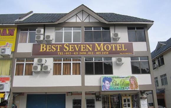 Best Seven Motel Hotel Kid Friendly Di Langkawi