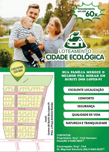 LOTEAMENTO CIDADE ECOLÓGICA