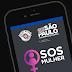 SOS MULHER - NOVO APLICATIVO DE EMERGÊNCIA - COM MEDIDAS PROTETIVAS
