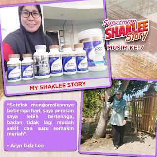 Tips Cara Tambah Susu Badan Tandem Nursing Dengan Shaklee