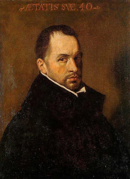 Диего Веласкес - Портрет священнослужителя (1623)