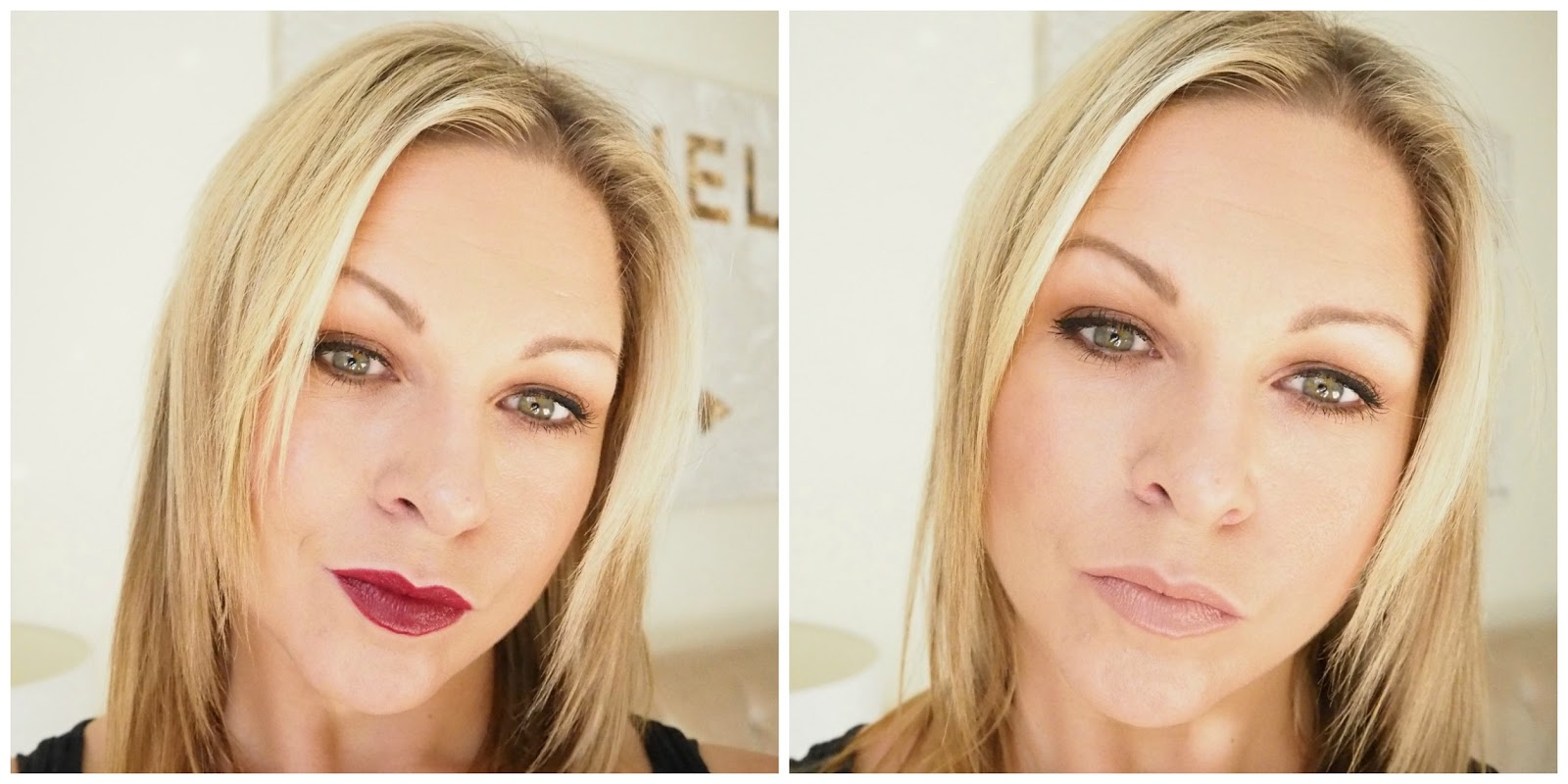 Fall Make Up - Nudestix Matte Eye Color, Mac Diva, Estee Lauder Insatiable Ivory