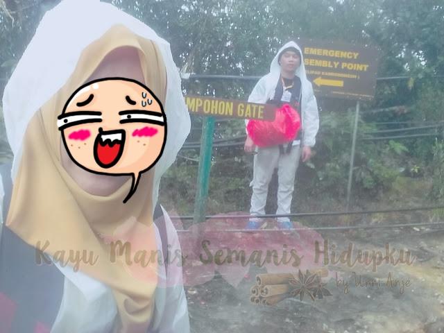 Part 1 ~ Pengalaman Mendaki Gunung Kinabalu