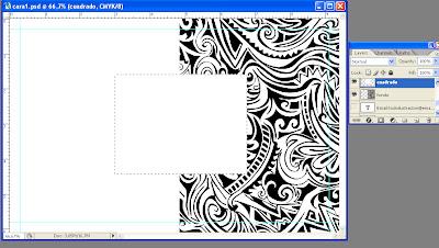 crear una tarjeta personal elegante tutorial