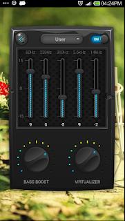 Equalizer & Bass Booster PRO v1.3.1 Apk Terbaru