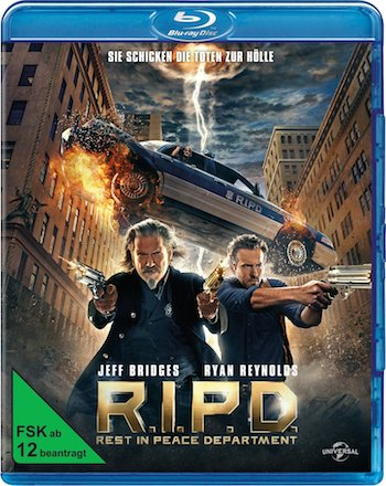 R.I.P.D. 2013 Dual Audio Hindi 480p BluRay 300MB