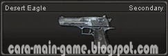 Senjata Point Blank Desert Eagle