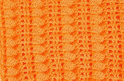 2 - Crochet Imagen Puntada a crochet para blusas por Majovel crochet
