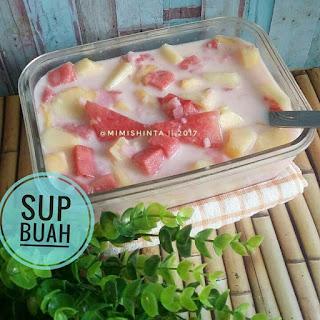 Ide Resep Es Sup Buah