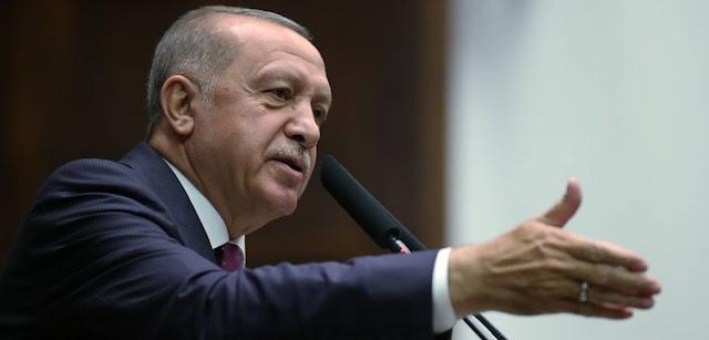 SOS Ερντογάν καλεί Ντόκο (Μαξίμου;)... μέσω Λιβύης