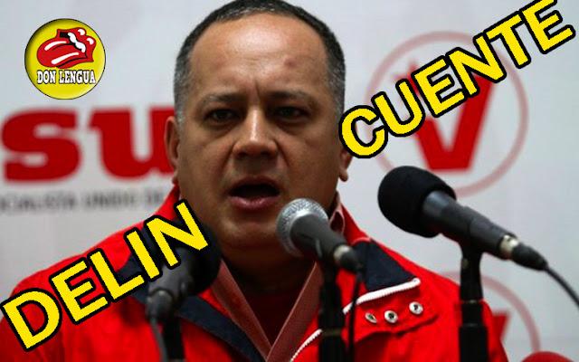 Diosdado Cabello investigado en Costa Rica por lavado de dinero