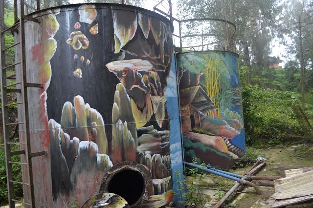 Wisata Bukit Jamur