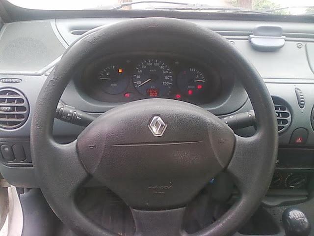 bord Renault Kangoo Utilitar