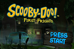Scooby-Doo! First Frights RIP PS2 ISO