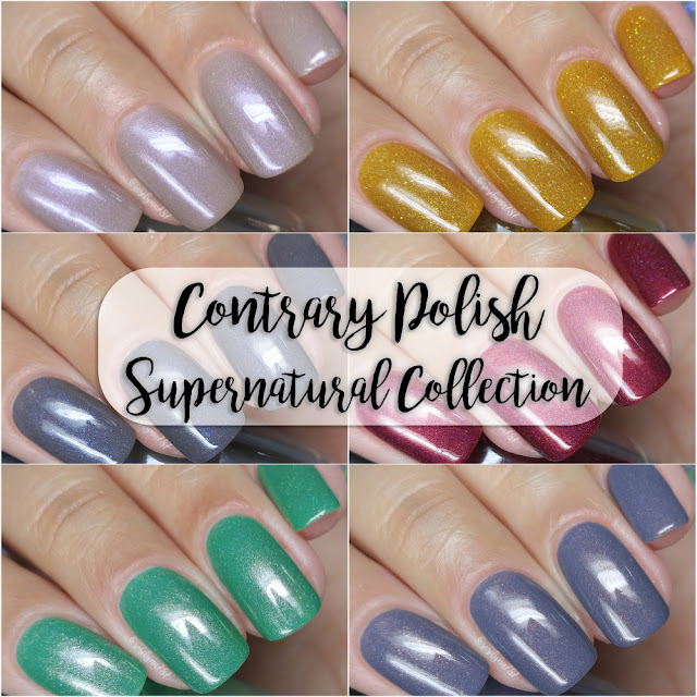 Contrary Polish - Supernatural Collection
