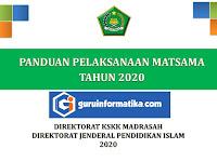 Juknis Matsama 2020 Lengkap