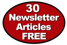 Free Employee Wellness Newsletter Articles