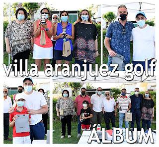 FOTOS Golf Aranjuez Villa