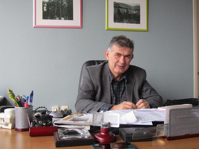 Ο Σπύρος Αντωνόπουλος είπε όχι σε προταση να είναι υποψήφιος βουλευτής με το ΣΥΡΙΖΑ