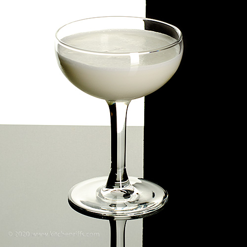 The Gin Alexander Cocktail