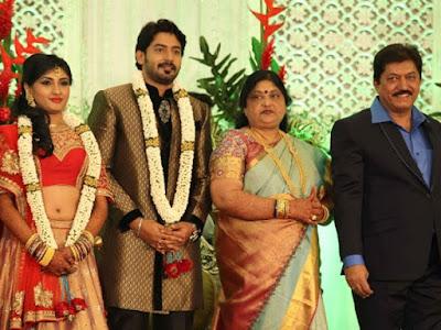 Prajwal Devaraj wedding