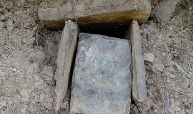 Βρήκαν βυζαντινό τάφο ενώ έπαιζαν μπάσκετ