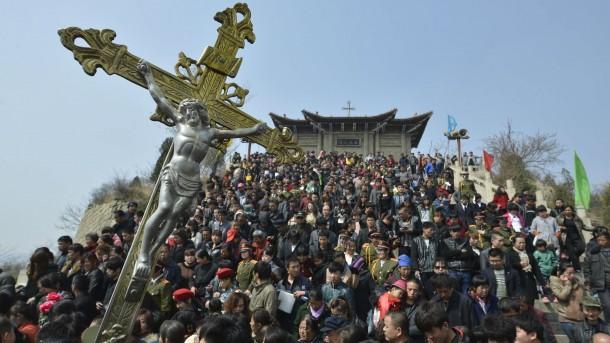Pemerintah China Tutup Gereja-Gereja Selama KTT G20 di Hangzhou