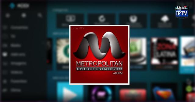 """Como Instalar Add-on """"Metropolitan"""" no Kodi - TV Online, Séries, FIlmes e mais [Atualizado]"""