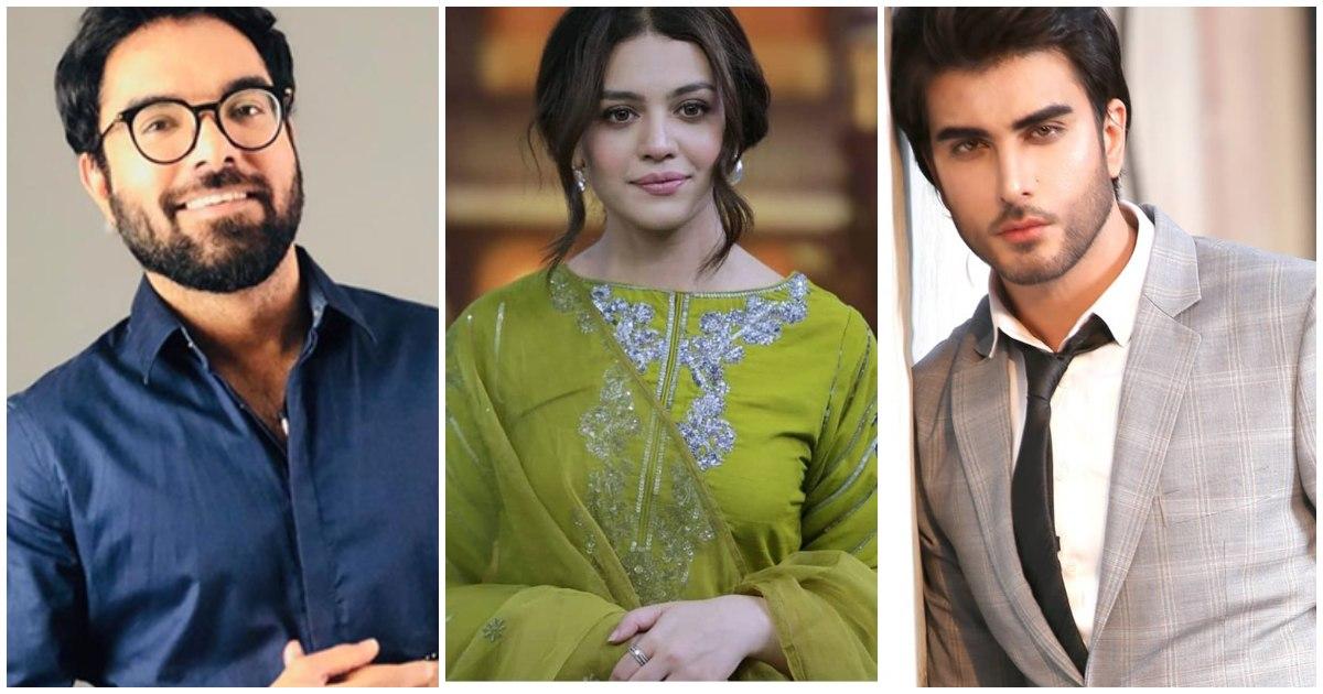 "Pakistani Celebrities sings ""Yeh Watan Tumhara Hai"" for the unsung Heroes of Covid-19"