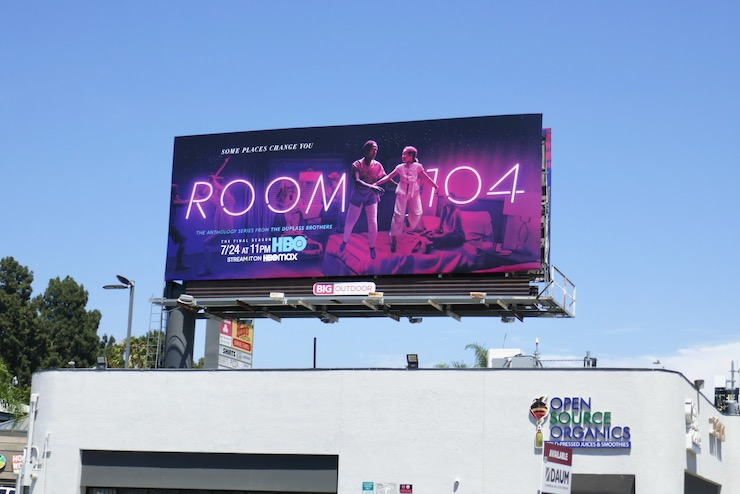 Room 104 season 4 billboard