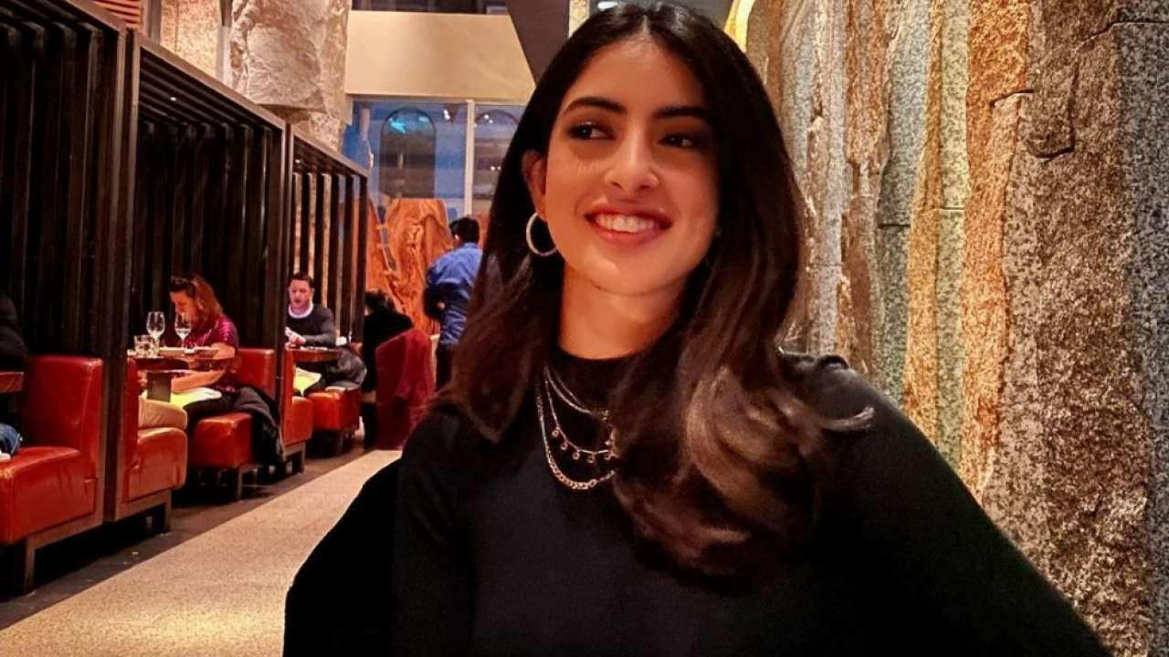 Beauty Gossips: Navya Naveli Nanda may be beautiful in black in her latest photos