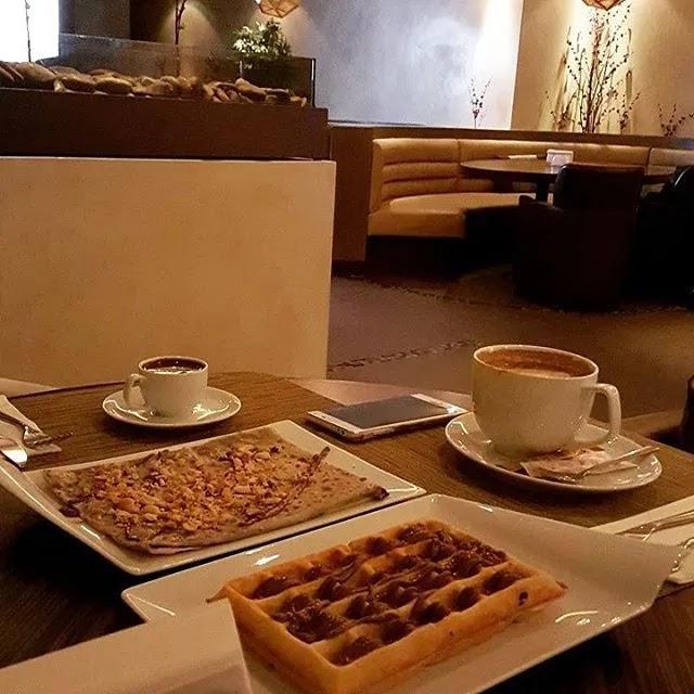 منيو مقهي سبورت كافيه