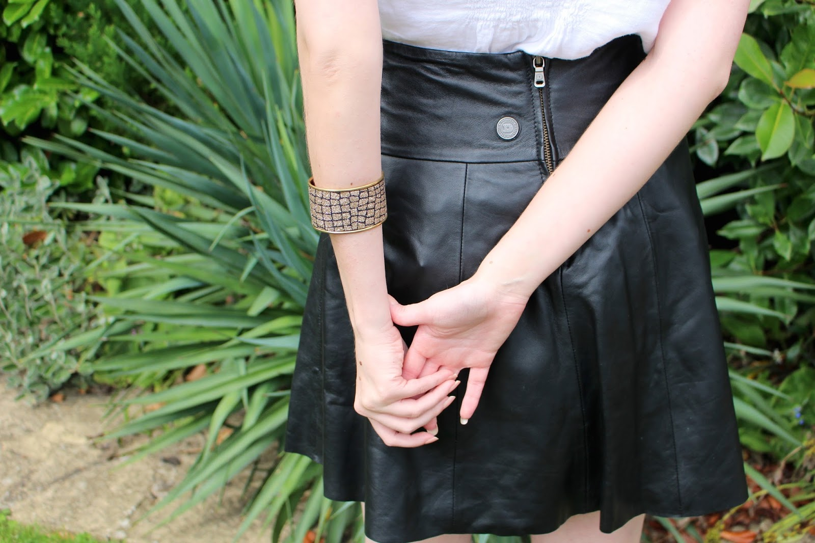 Durango Leather Tottie Skirt